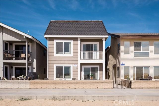 402 E Oceanfront  Newport Beach CA 92661
