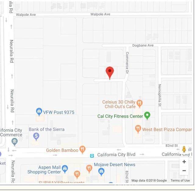 0 Commerce Drive California City, CA 93505 - MLS #: PW18094503