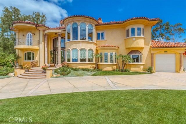 Single Family Home for Sale at 18677 Mesa Drive Villa Park, California 92861 United States