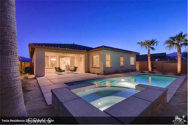 74551 Tesla Drive Palm Desert, CA 92211 - MLS #: 217016886DA