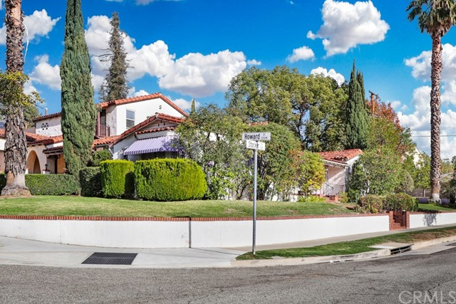 Single Family Home for Sale at 705 E Stocker Street 705 E Stocker Street Glendale, California 91207 United States