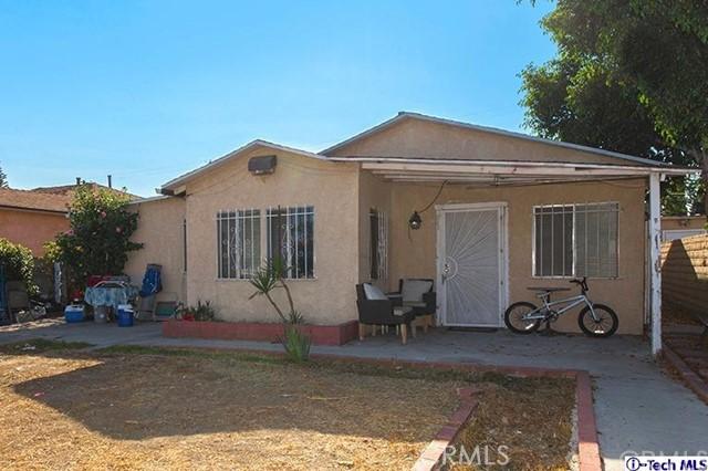 独户住宅 为 销售 在 7335 SATSUMA Sun Valley, 91352 美国