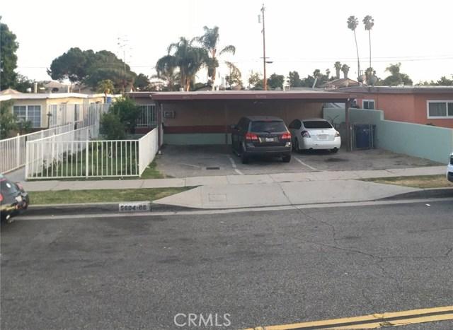 5604 Cecilia Street, Bell Gardens, California 90201, ,Residential Income,For Sale,Cecilia,CV19221694