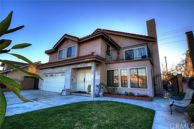Single Family Home for Sale at 17915 Holmes Avenue Cerritos, California 90703 United States