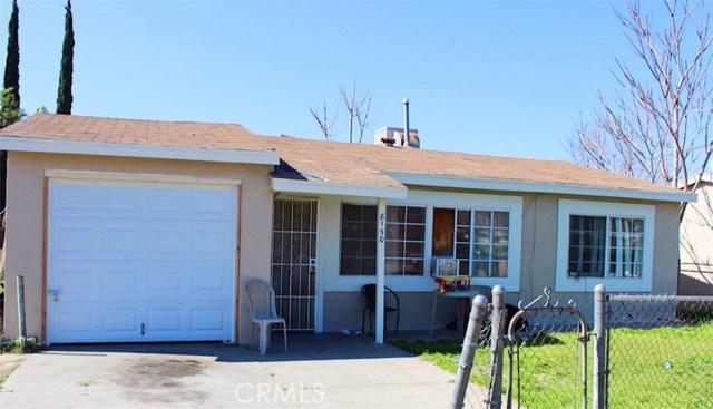 Single Family Home for Sale at 8148 Whitlock Avenue San Bernardino, California 92410 United States