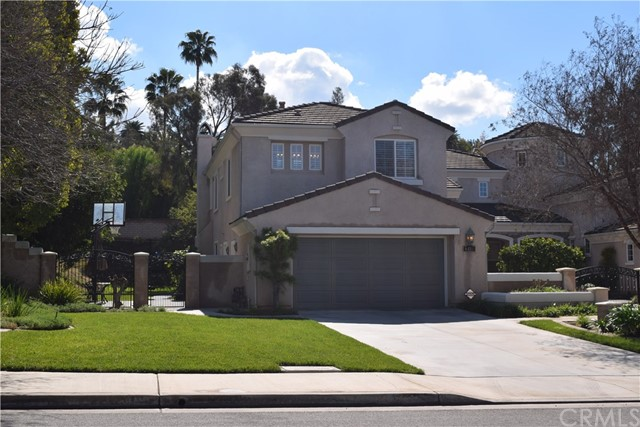 Single Family Home for Sale at 6410 Dulcet Place Riverside, California 92506 United States