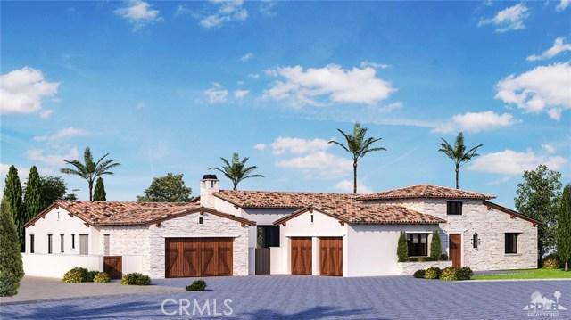 Single Family Home for Sale at 10 Via Lantico 10 Via Lantico Rancho Mirage, California 92270 United States