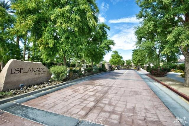 43625 Parkway Esplanade La Quinta, CA 92253 - MLS #: 217027282DA