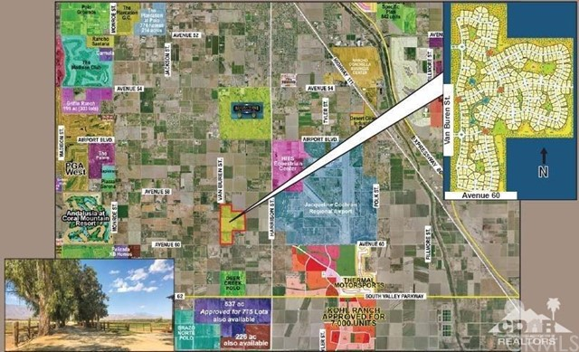 Land for Sale at Avenue 60 Thermal, 92274 United States