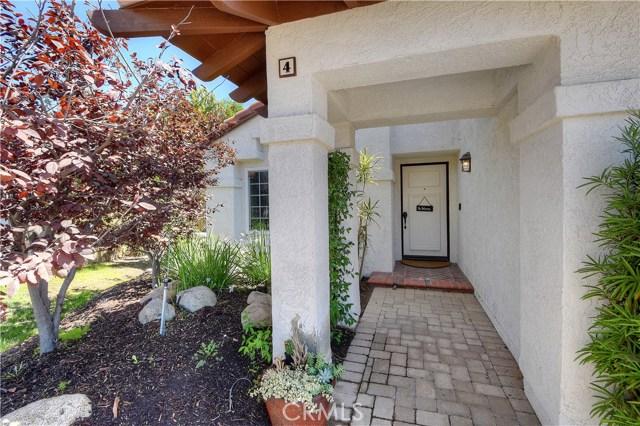 4 Sarracenia Rancho Santa Margarita, CA 92688 - MLS #: OC17173292