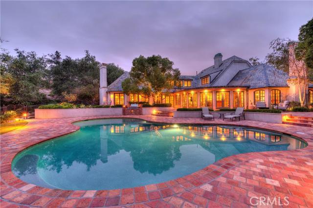 Single Family Home for Sale at 31632 Vinedo Road Coto De Caza, California 92679 United States