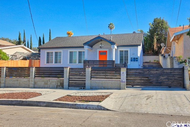Single Family Home for Rent at 330 Reno Street N Los Angeles, California 90026 United States