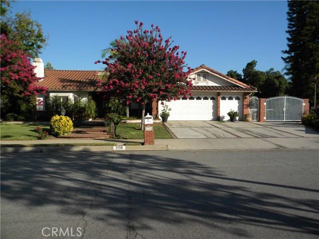 1118 E Knollcrest Drive, Covina, CA 91724