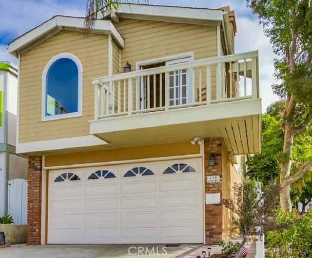 436 Gentry Street  Hermosa Beach CA 90254