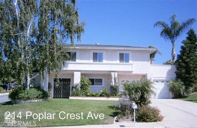 214 Poplar Crest Avenue Thousand Oaks CA  91320