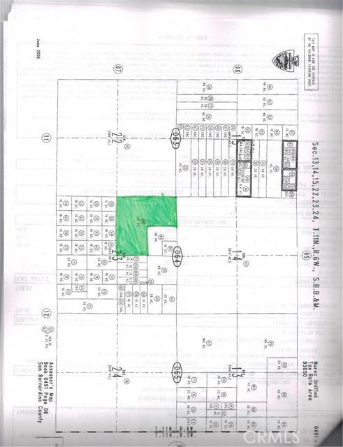 Single Family for Sale at 0 395 & 58 Kramer Junction Kramer Junction, California United States