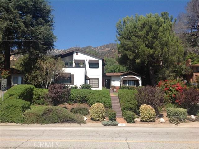 1551 E Loma Alta Drive, Altadena, CA 91001