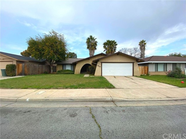 Detail Gallery Image 1 of 1 For 219 Silver Star Ct, Merced,  CA 95348 - 3 Beds   2 Baths