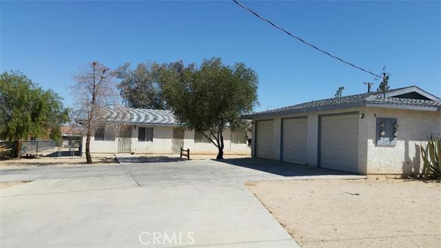73584 Desert Trail Drive, 29 Palms, CA 92277