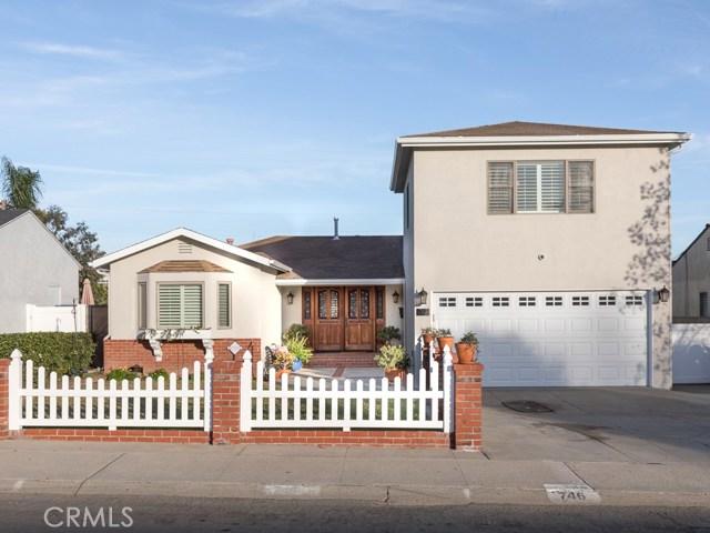 746 Maryland Street, El Segundo, CA 90245