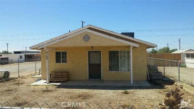 Casa Unifamiliar por un Venta en 2125 2nd Street Bombay Beach, California 92257 Estados Unidos