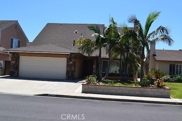 Single Family Home for Sale at 5472 Bransford Drive La Palma, California 90623 United States