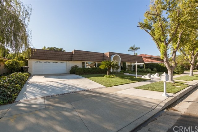 Single Family Home for Sale at 764 Arbolado Drive Fullerton, 92835 United States