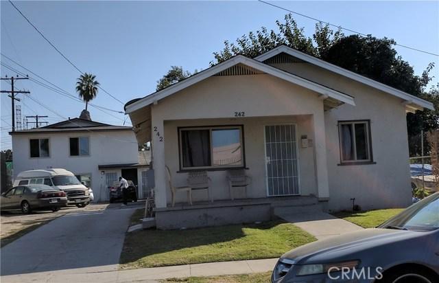 独户住宅 为 销售 在 242 E Johnson Street Compton, 加利福尼亚州 90220 美国
