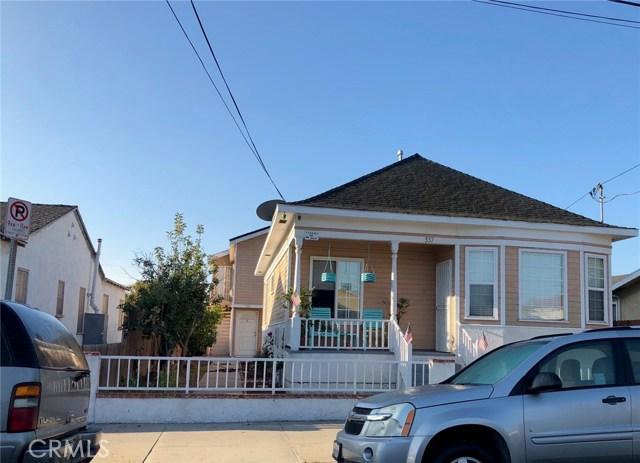 335 W 15th Street San Pedro, CA 90731 - MLS #: OC18238274