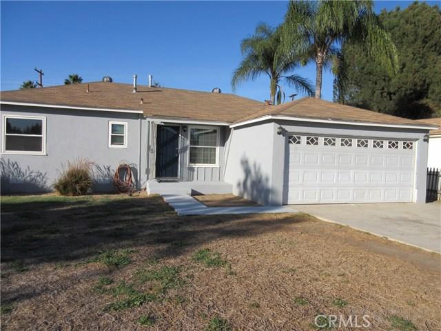 Single Family Home for Sale at 5315 Granada Avenue Riverside, California 92504 United States