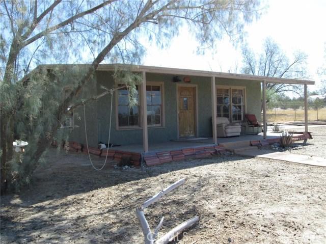 Single Family Home for Sale at 16820 Bennett Road 16820 Bennett Road Sky Valley, California 92241 United States