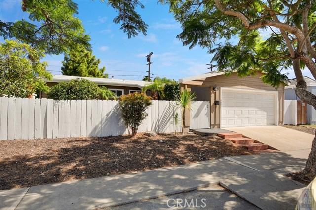 5021 Cole street  San Diego CA 92117