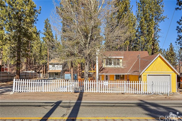 937 Big Bear Boulevard Big Bear, CA 92314 - MLS #: 218018486DA