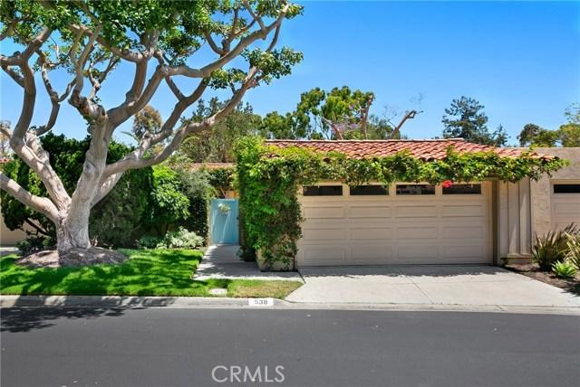 538 Vista Grande, Newport Beach, CA 92660