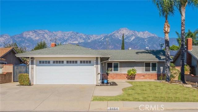 9464 Konocti Street,Rancho Cucamonga,CA 91730, USA