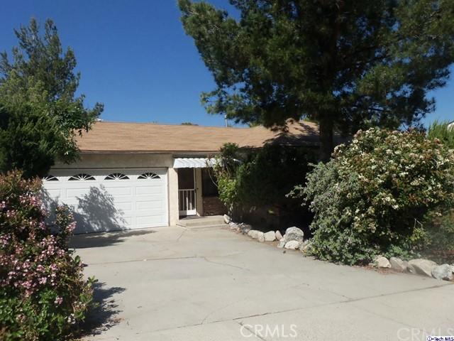 10309 Wescott Avenue, Sunland, CA 91040