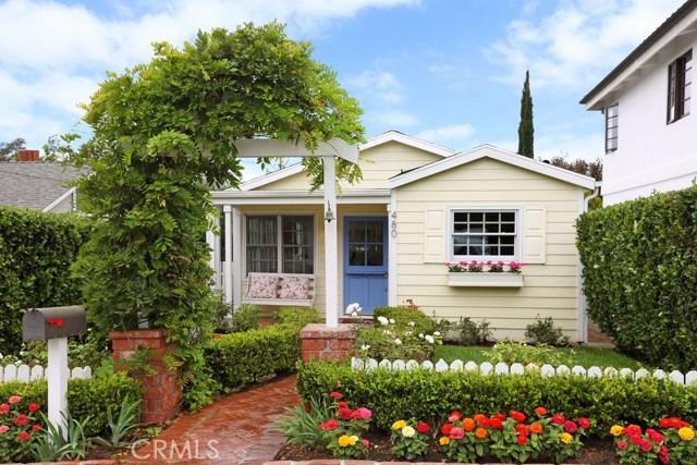 480 Agate Street, Laguna Beach, CA 92651