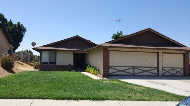24927 Camino De Oro Way Moreno Valley, CA 92557 - MLS #: SW17182645