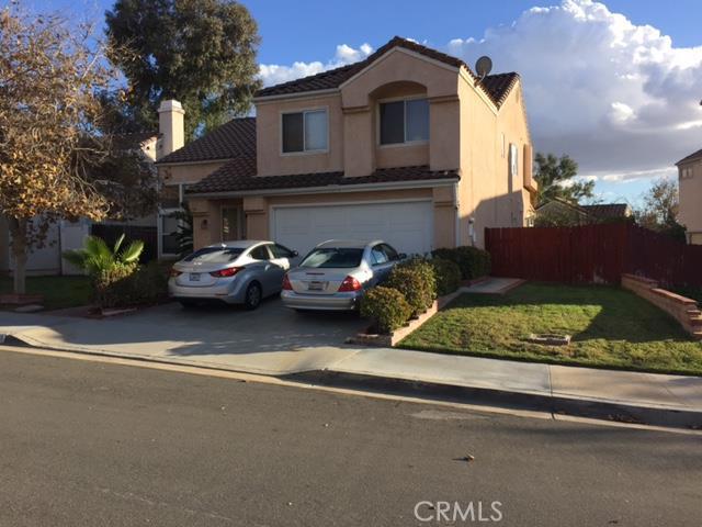 23991 Lone Pine Drive Moreno Valley CA  92557