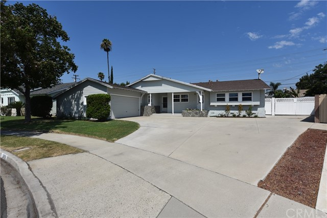 2435 North Redwood Drive, Anaheim, CA, 92806