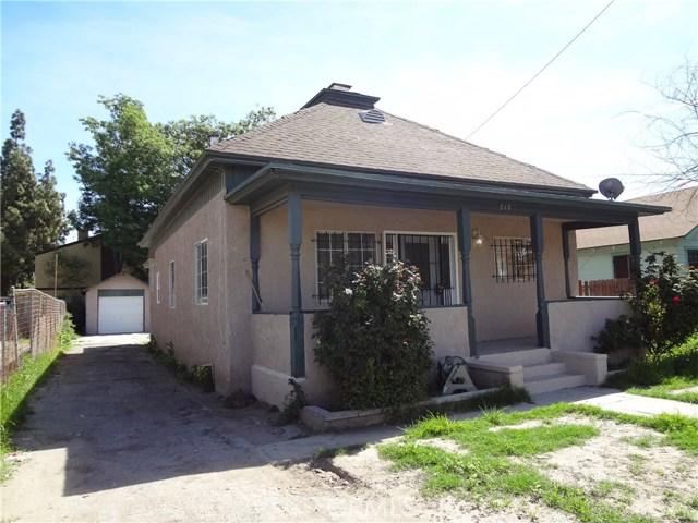 Single Family Home for Sale at 749 G Street N San Bernardino, California 92410 United States