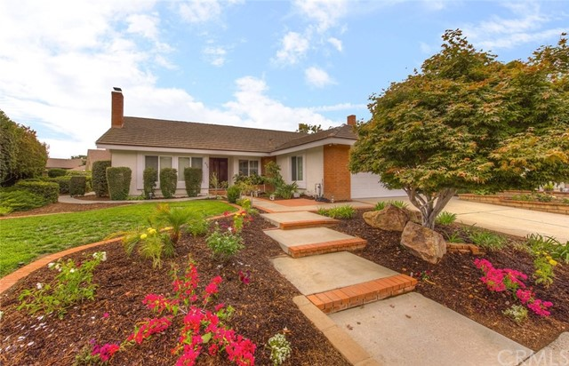 Single Family Home for Sale at 820 Starcrest Street Brea, California 92821 United States
