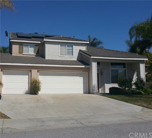 Single Family Home for Rent at 7862 Angus Way Riverside, California 92508 United States