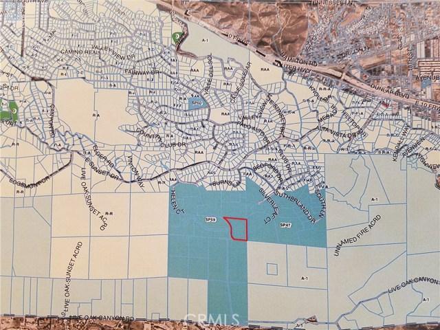 0 Bruder Redlands, CA 92373 - MLS #: CV17137214