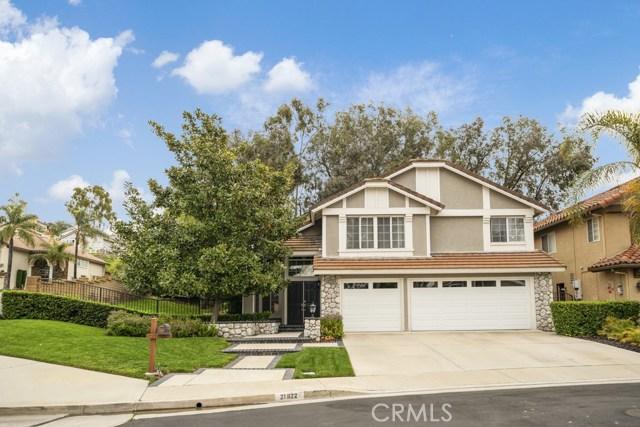 Photo of 21822 Las Nubes Drive, Rancho Santa Margarita, CA 92679