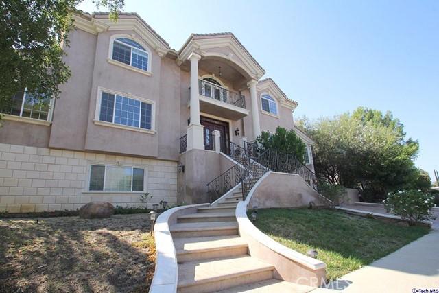 22436 N Summit Ridge Circle, Chatsworth CA 91311