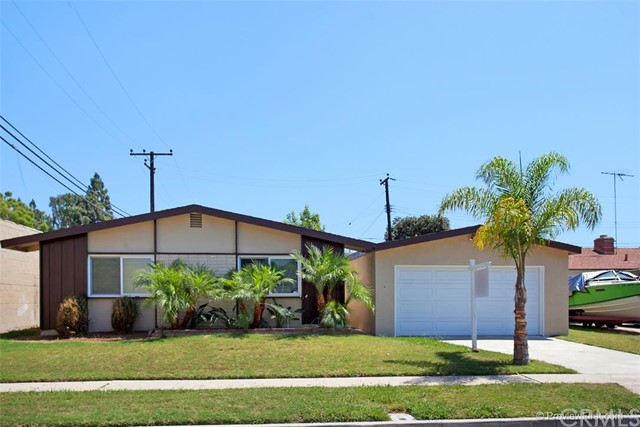 Single Family Home for Sale at 16280 Teri St Westminster, California 92683 United States