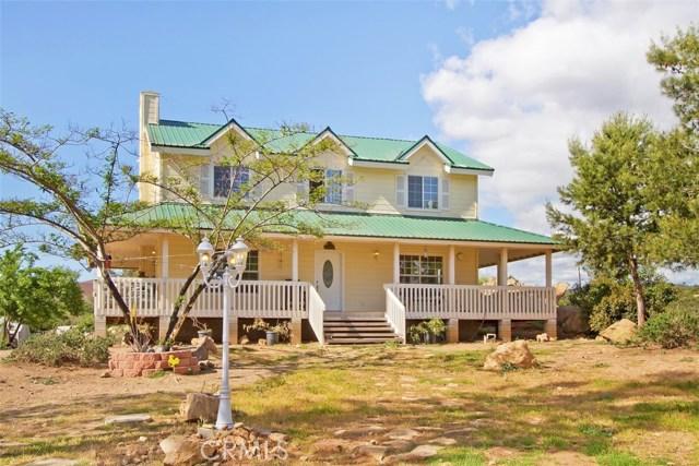 Single Family Home for Sale at 38775 Pala Temecula Road Pala, California 92059 United States