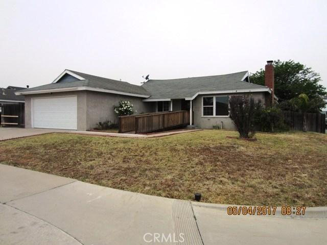 1863 N Miller Street, Santa Maria, CA 93454