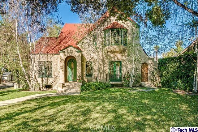 Single Family Home for Rent at 1447 Mar Vista Avenue N Pasadena, California 91104 United States